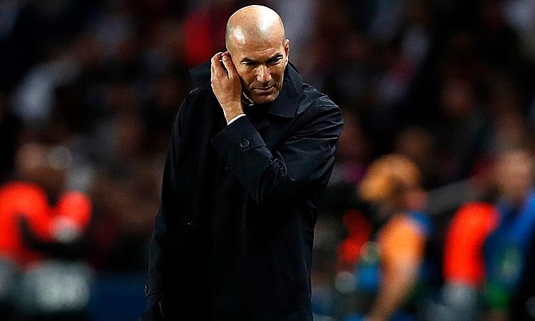 Với Zidane, không trụ cột nào là không thể thay thế