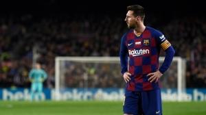 """Emmanuel Petit: """"Man City chớ dại mà mua Messi"""""""