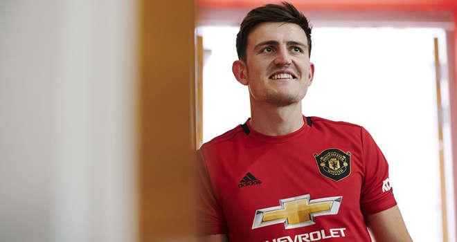 Harry Maguire đang là đội trưởng của MU