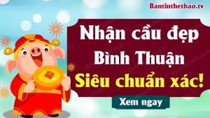 Dự đoán XSBTH 13/2/2020 - Soi cầu dự đoán xổ số Bình Thuận ngày 13 tháng 2 năm 2020