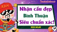 Dự đoán XSBTH 27/2/2020 - Soi cầu dự đoán xổ số Bình Thuận ngày 27 tháng 2 năm 2020