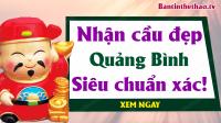 Dự đoán XSQB 27/2/2020 - Soi cầu dự đoán xổ số Quảng Bình ngày 27 tháng 2 năm 2020