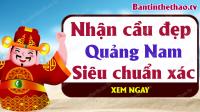 Dự đoán XSQNM 25/2/2020 - Soi cầu dự đoán xổ số Quảng Nam ngày 25 tháng 2 năm 2020