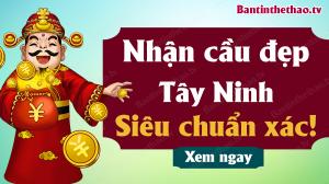 Dự đoán XSTN 13/2/2020 - Soi cầu dự đoán xổ số Tây Ninh ngày 13 tháng 2 năm 2020