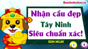Dự đoán XSTN 27/2/2020 - Soi cầu dự đoán xổ số Tây Ninh ngày 27 tháng 2 năm 2020