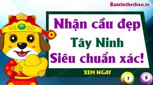 Dự đoán XSTN 6/2/2020 - Soi cầu dự đoán xổ số Tây Ninh ngày 6 tháng 2 năm 2020