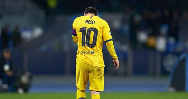 Messi đã không còn những đồng đội giỏi xung quanh nữa