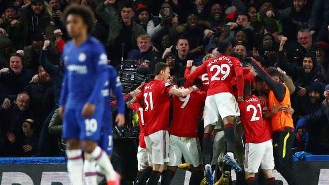 MU đánh bại Chelsea, có nhiều hi vọng dự cúp C1 mùa tới