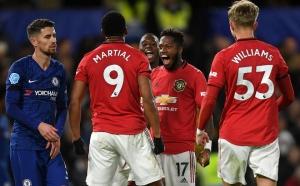 Thắng Chelsea, cơ hội dự Champions League của Man United sáng hơn bao giờ hết