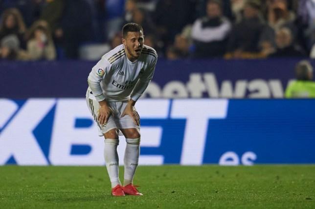 Real Madrid thua Levante 0-1: Đang có vấn đề gì ở Bernabeu vậy?