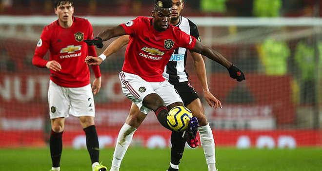 Pogba đã nghỉ thi đấu từ Boxing Day năm ngoái