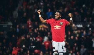 "Fred, ""con quái vật"" thật sự của Man United"