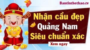 Dự đoán XSQNM 10/3/2020 - Soi cầu dự đoán xổ số Quảng Nam ngày 10 tháng 3 năm 2020