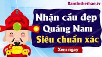 Dự đoán XSQNM 31/3/2020 - Soi cầu dự đoán xổ số Quảng Nam ngày 31 tháng 3 năm 2020