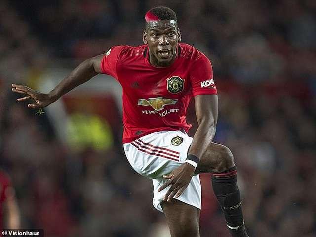 Pogba sẵn sàng gia hạn hợp đồng với Man Utd sau khi chứng kiến sự hồi sinh mạnh mẽ của đội nhà