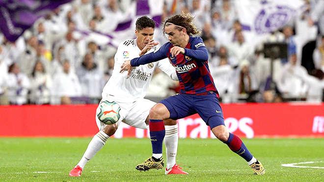 Griezmann không có vai trò cụ thể ở Barca