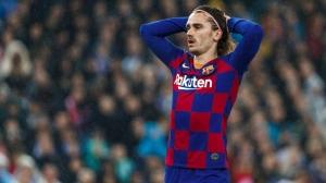 Griezmann, lạc bước ở Camp Nou!