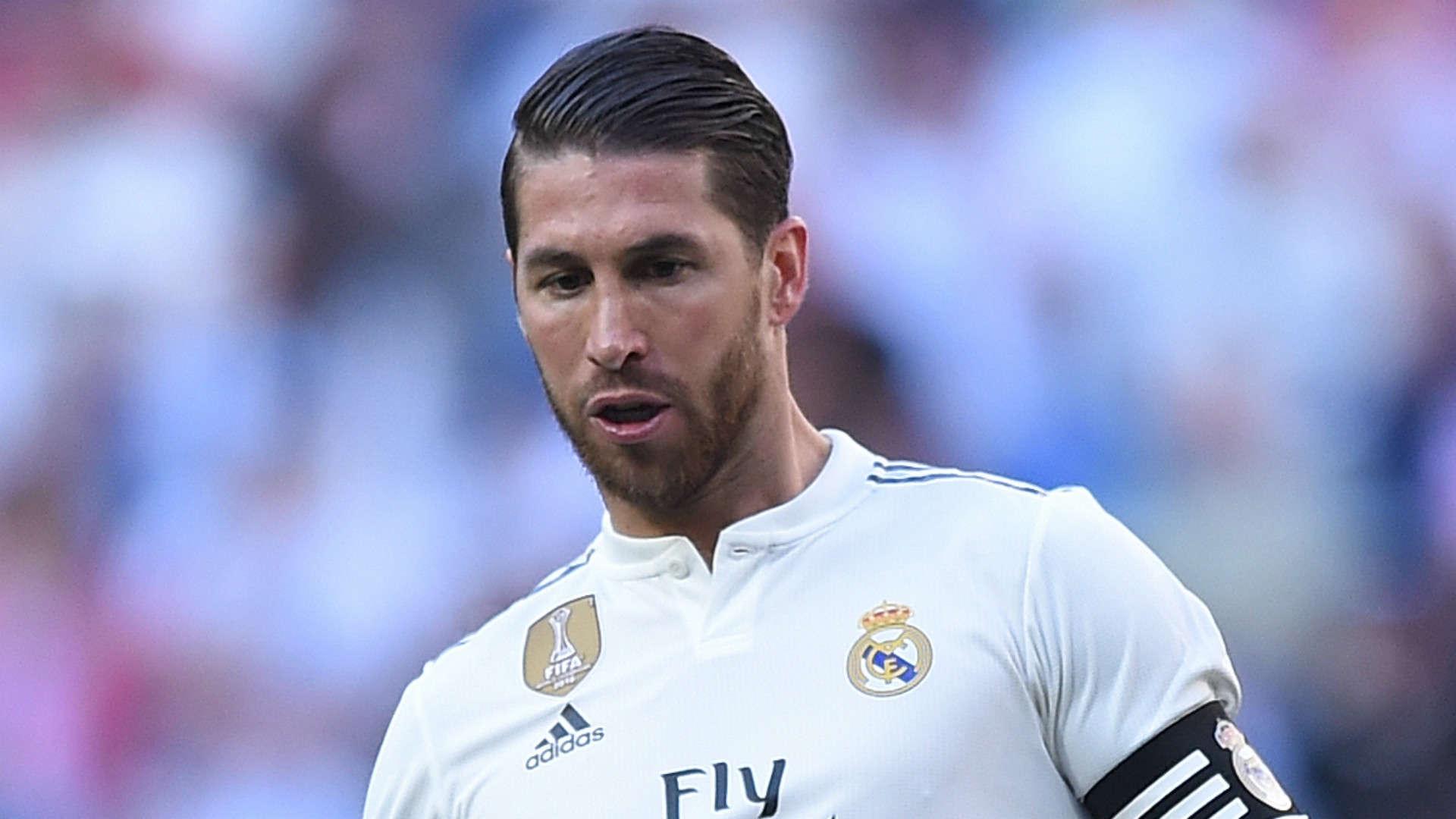 Sergio Ramos ngày càng mắc nhiều sai lầm