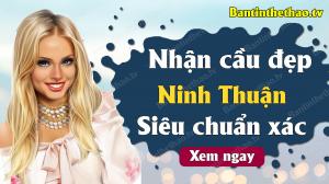 Dự đoán XSNT 24/4/2020 - Soi cầu dự đoán xổ số Ninh Thuận ngày 24 tháng 4 năm 2020