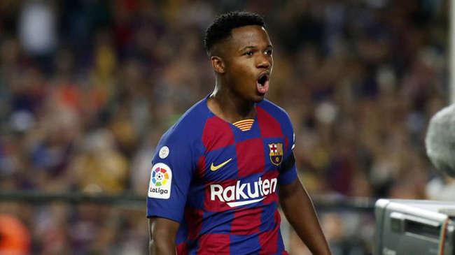 Ansu Fati đã vượt qua mọi nghịch cảnh để trở thành viên ngọc sáng của Barca