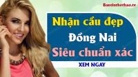 Dự đoán XSDN 3/6/2020 - Soi cầu dự đoán xổ số Đồng Nai ngày 3 tháng 6 năm 2020