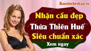 Dự đoán XSTTH 18/5/2020 - Soi cầu dự đoán xổ số Thừa Thiên Huế ngày 18 tháng 5 năm 2020