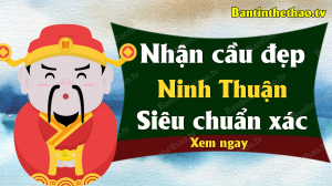 Dự đoán XSNT 5/6/2020 - Soi cầu dự đoán xổ số Ninh Thuận ngày 5 tháng 6 năm 2020