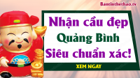 Dự đoán XSQB 9/7/2020 - Soi cầu dự đoán xổ số Quảng Bình ngày 9 tháng 7 năm 2020