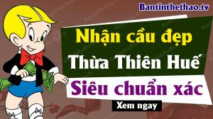 Dự đoán XSTTH 31/8/2020 - Soi cầu dự đoán xổ số Thừa Thiên Huế ngày 31 tháng 8 năm 2020