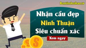 Dự đoán XSNT 25/9/2020 - Soi cầu dự đoán xổ số Ninh Thuận ngày 25 tháng 9 năm 2020
