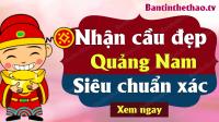 Dự đoán XSQNM 22/9/2020 - Soi cầu dự đoán xổ số Quảng Nam ngày 22 tháng 9 năm 2020