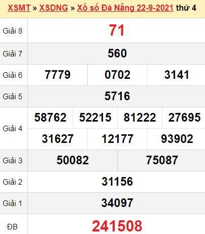 XSDNG 22/9/2021