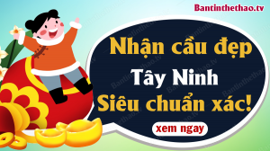 Dự đoán XSTN 28/1/2021 - Soi cầu dự đoán xổ số Tây Ninh ngày 28 tháng 1 năm 2021