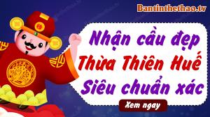 Dự đoán XSTTH 25/1/2021 - Soi cầu dự đoán xổ số Thừa Thiên Huế ngày 25 tháng 1 năm 2021