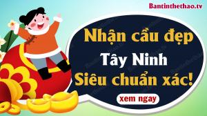 Dự đoán XSTN 18/2/2021 - Soi cầu dự đoán xổ số Tây Ninh ngày 18 tháng 2 năm 2021