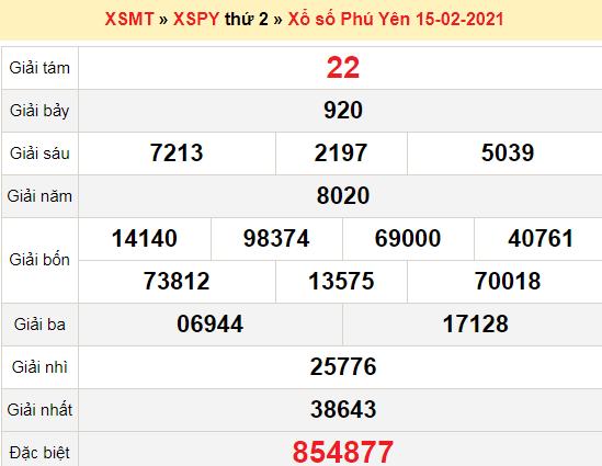 XSPY 15/2/2021