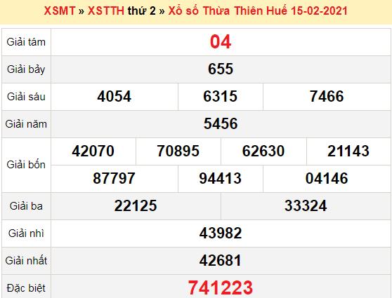 XSTTH 15/2/2021