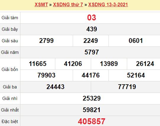 XSDNG 13/3/2021
