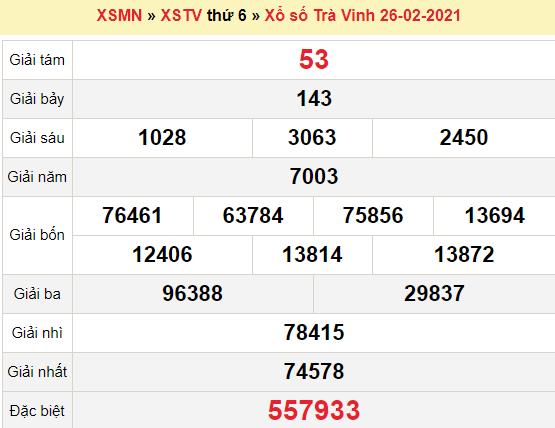 XSTV 26/2/2021