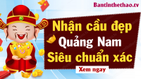 Dự đoán XSQNM 6/4/2021 - Soi cầu dự đoán xổ số Quảng Nam ngày 6 tháng 4 năm 2021