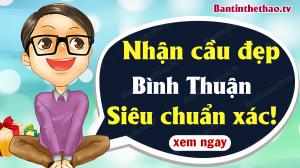 Dự đoán XSBTH 13/5/2021 - Soi cầu dự đoán xổ số Bình Thuận ngày 13 tháng 5 năm 2021