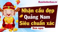 Dự đoán XSQNM 11/5/2021 - Soi cầu dự đoán xổ số Quảng Nam ngày 11 tháng 5 năm 2021